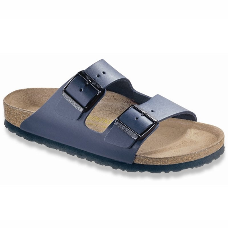 Birkenstock-Arizona-Leather-Blue