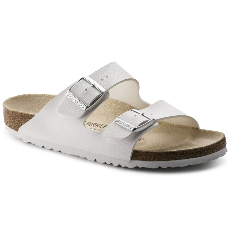 Birkenstock_Arizona BF White Narrow