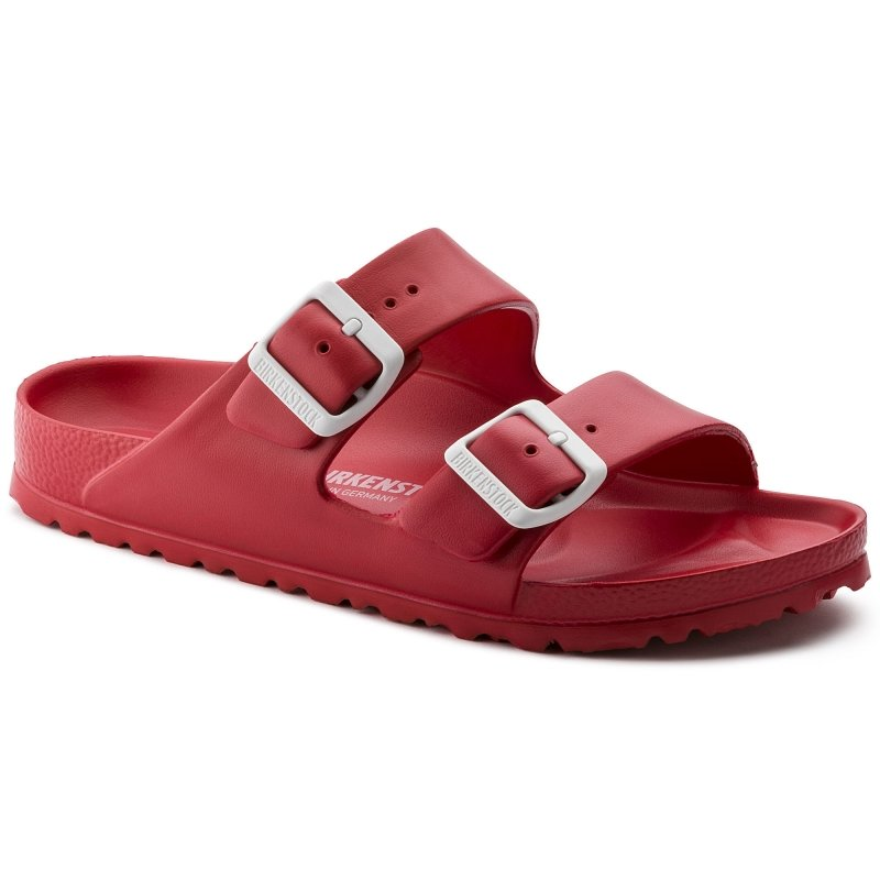 Birkenstock_Arizona EVA Red