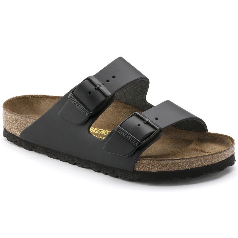 Birkenstock_Arizona Leather Black Narrow