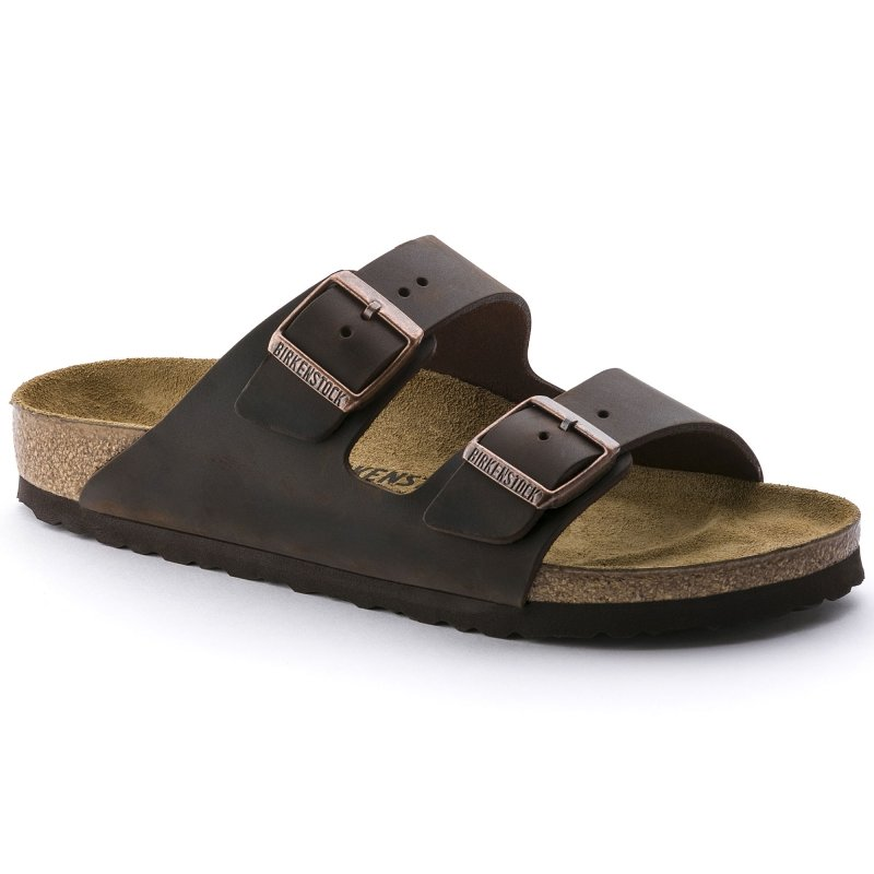 Birkenstock_Arizona Oiled Leather Habana