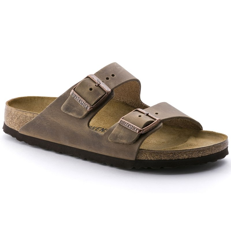 Birkenstock_Arizona Oiled Leather Tabacco Brown