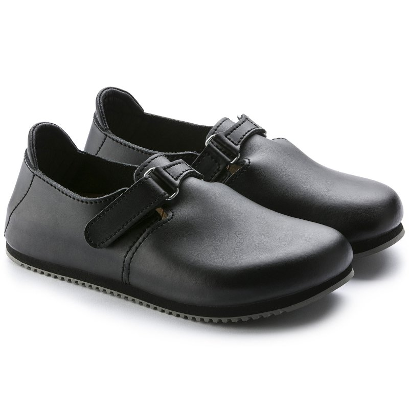 Birkenstock_Linz Leather Black
