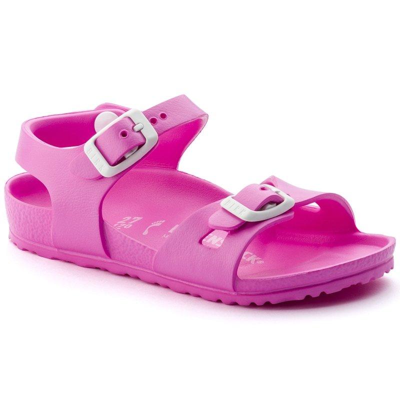 Birkenstock_Rio Kids EVA Neon Pink