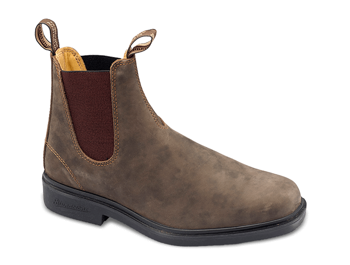 Blundstone 1306 Rustic Brown Leather