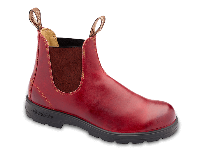 Blundstone 1431 Red Rub Leather