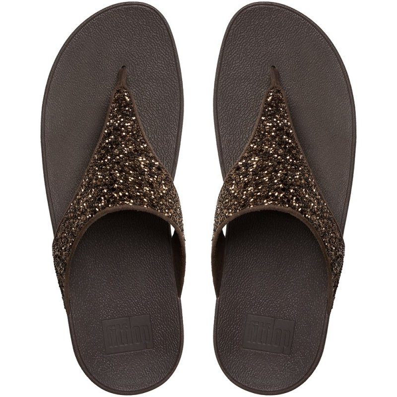 Fitflop_GLITTERBALL TOE-THONG BRONZE1