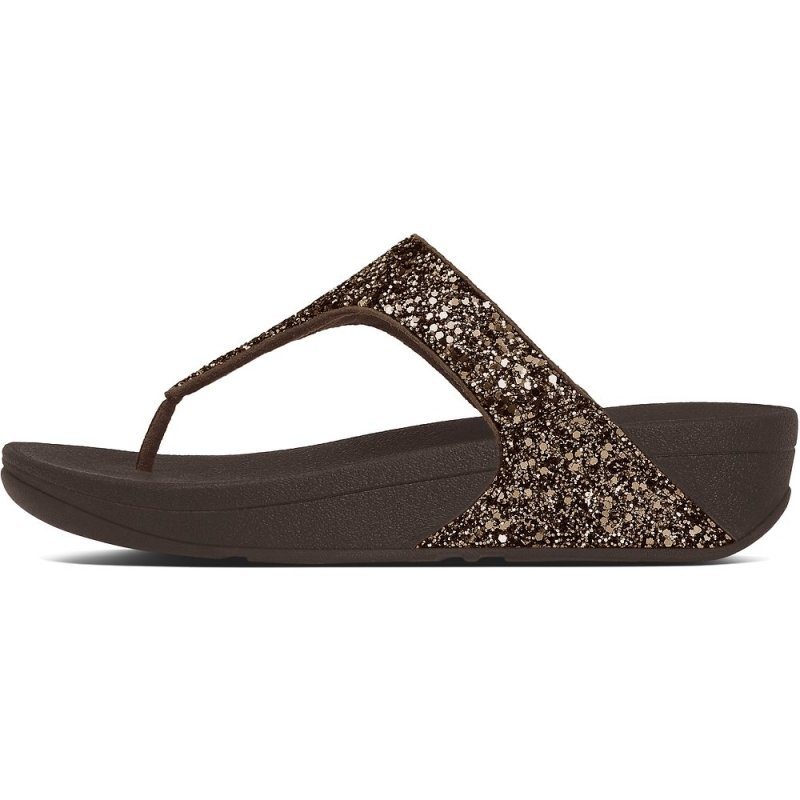 Fitflop_GLITTERBALL TOE-THONG BRONZE2