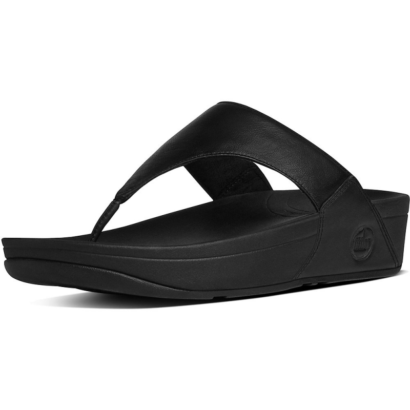 Fitflop_LULU LEATHER BLACK