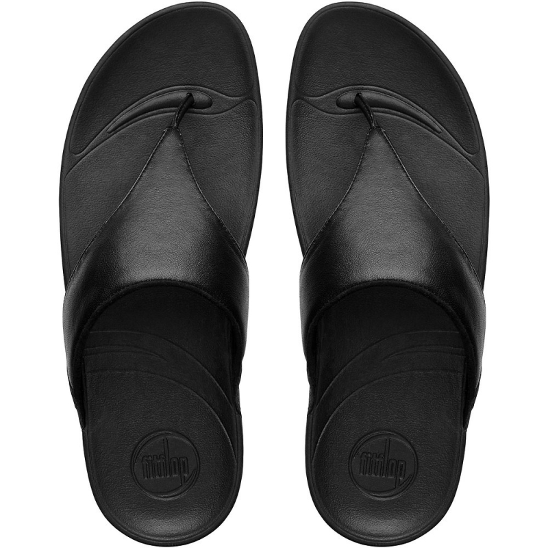 Fitflop_LULU LEATHER BLACK1