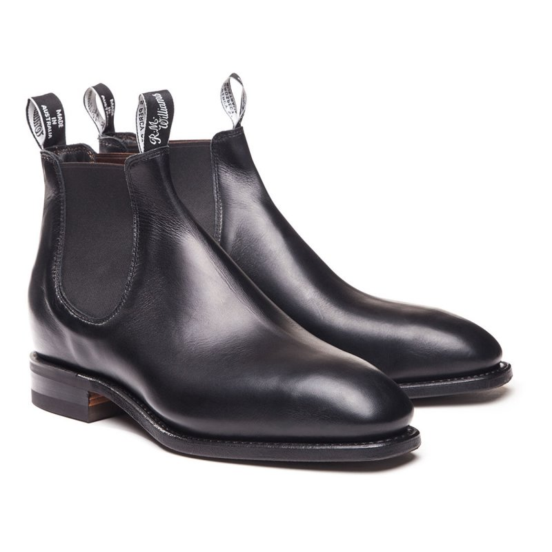 RM Williams_Comfort Craftsman Black